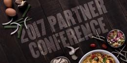 2017 partner conference card