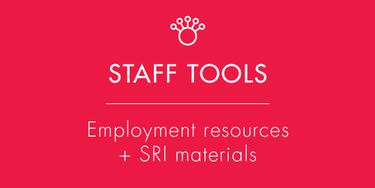 10. Staff Tools