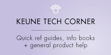 13. Keune Tech Corner