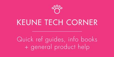 12. Keune Tech Corner
