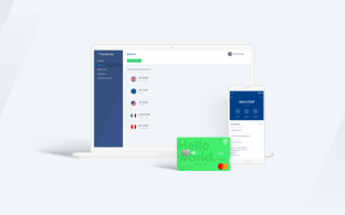 (US) The TransferWise account and debit Mastercard® press kit