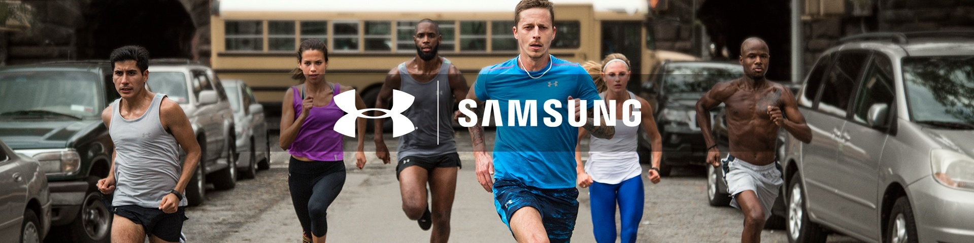 Under Armour - Samsung Gear Apps
