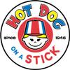 Hot Dog on a Stick Social Content Logo