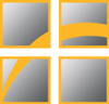 1. Sunrise Windows and Doors Logo