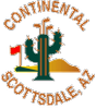 Continental Golf Club Logo