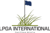 LPGA International Golf Club Logo