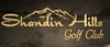 Shandin Hills Golf Club Logo