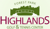 The Highlands Golf & Tennis Center Logo