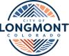 Longmont 150 Logo
