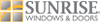 1. Sunrise Windows and Doors Logo
