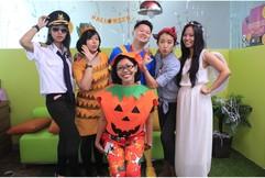 2014 - Sarihusada Halloween Party