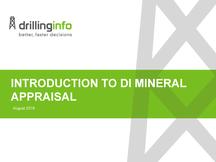 DI Mineral Appraisal