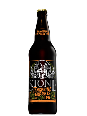 Tangerine Express 22oz - Stone Brewing - US file