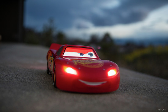 LMQ-HR-9516 - Ultimate Lightning McQueen file