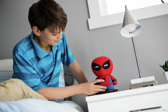SpideyLifeHR-7923 - Spider-Man Interactive App-Enabled Super Hero file