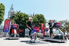 Virgin Sport SF Sweepstakes