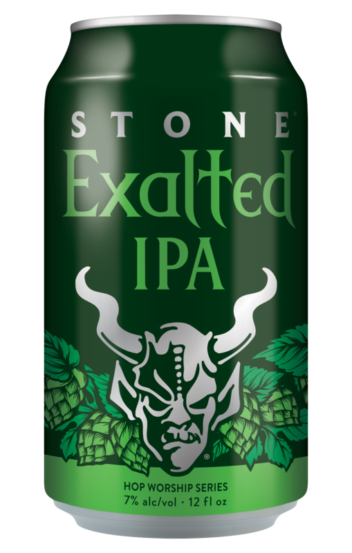 Stone Exalted IPA Now Available