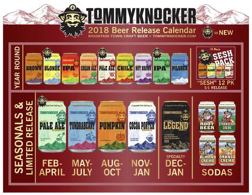 TKB Beer Calendar 2018.jpg - Tommyknocker file