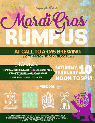 MardiGrasRumpusPoster2018.pdf - Call to Arms Brewing Company file