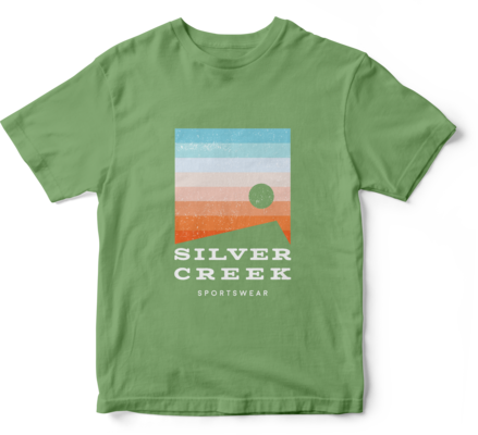 Forest Basic Tee - Silver Creek Sportswear file