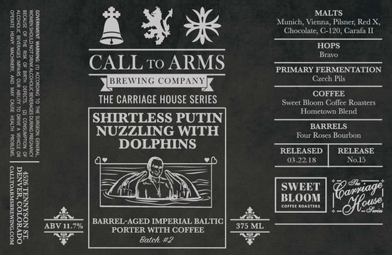 Shirtless Putin - Label_2.pdf - Call to Arms Brewing Company file