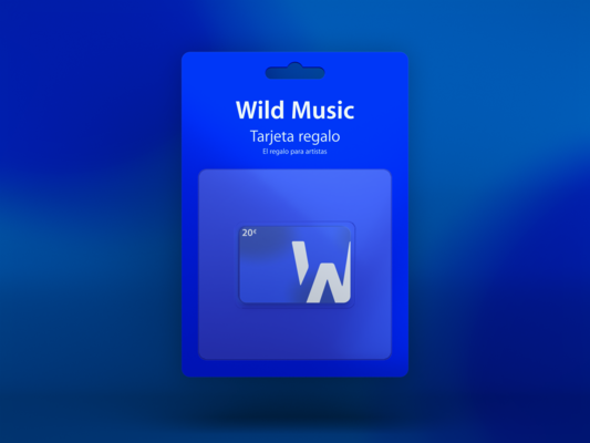 Wild Music Gift Card - Wild Music file