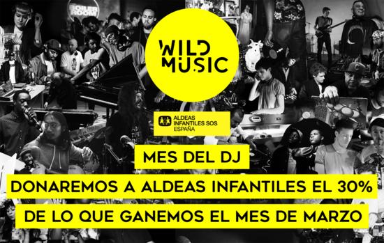 """Wild Music """"Mes del DJ"""" - Wild Music file"""