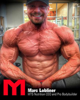 Marc Lobliner - MTS Nutrition person