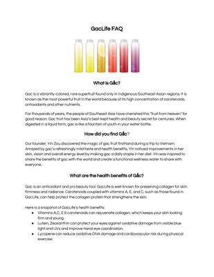GacLife FAQ .pdf - GacLife file