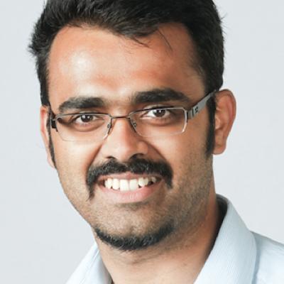 Devadutta Ghat - VideoCoin Brand Assets person