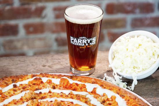 Buffalo Chicken Pizza - Parry's Pizzeria & Bar file