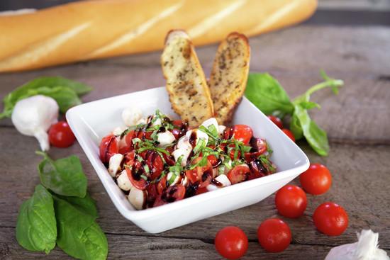 caprese salad - Parry's Pizzeria & Bar file