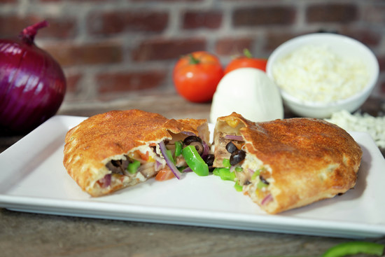 Calzone - Parry's Pizzeria & Bar file