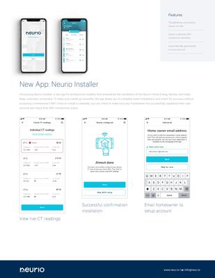 Neurio_Installer_App.pdf - Neurio Technology Inc. file
