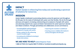 Autism Speaks Board Assets
