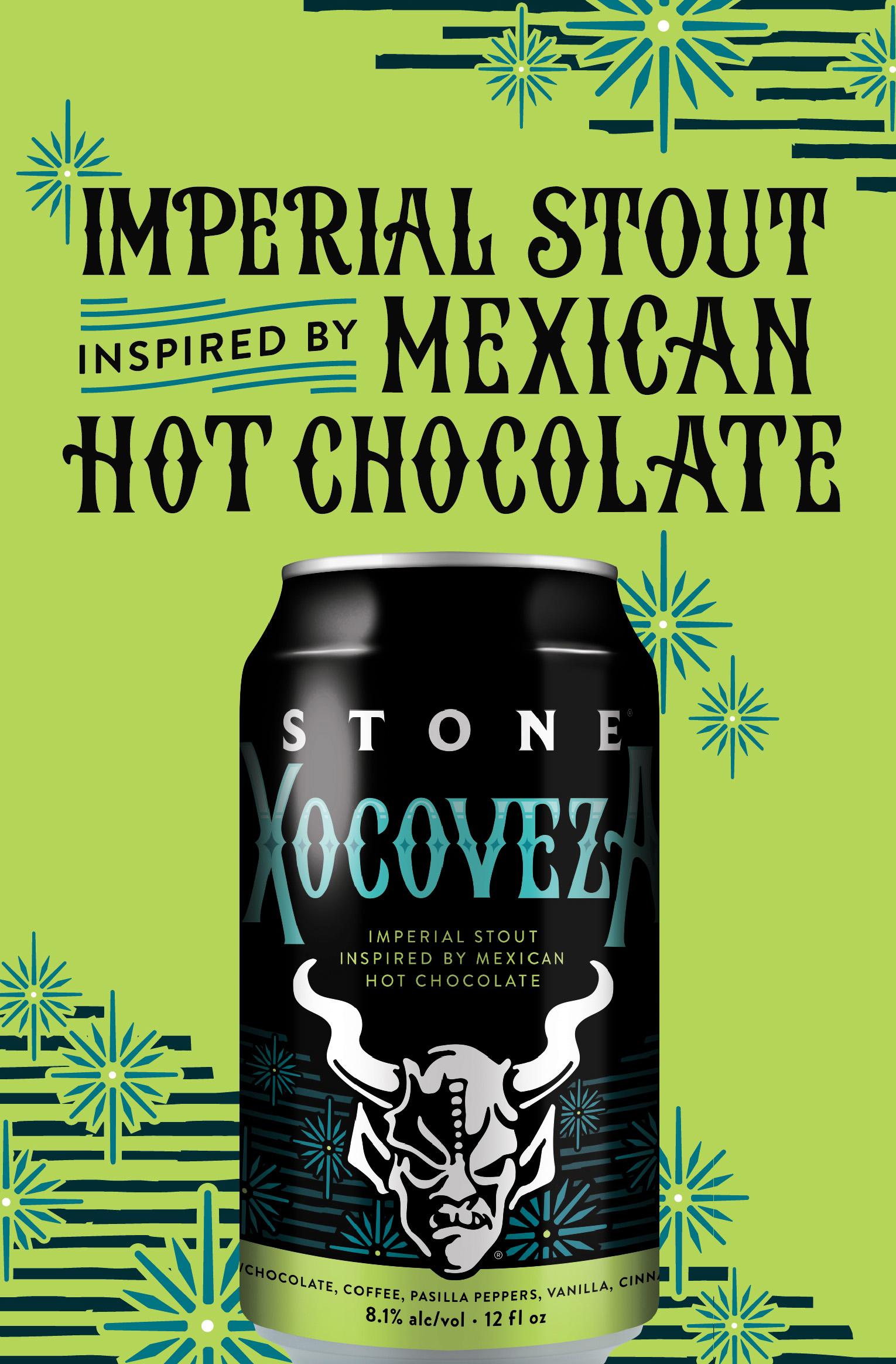 Stone Xocoveza 6pk