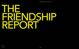 The Friendship Report