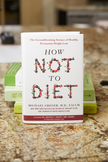 How Not To Diet Launch Campaign