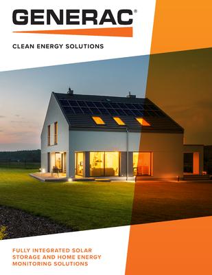 Clean Energy Brochure - Generac Clean Energy file