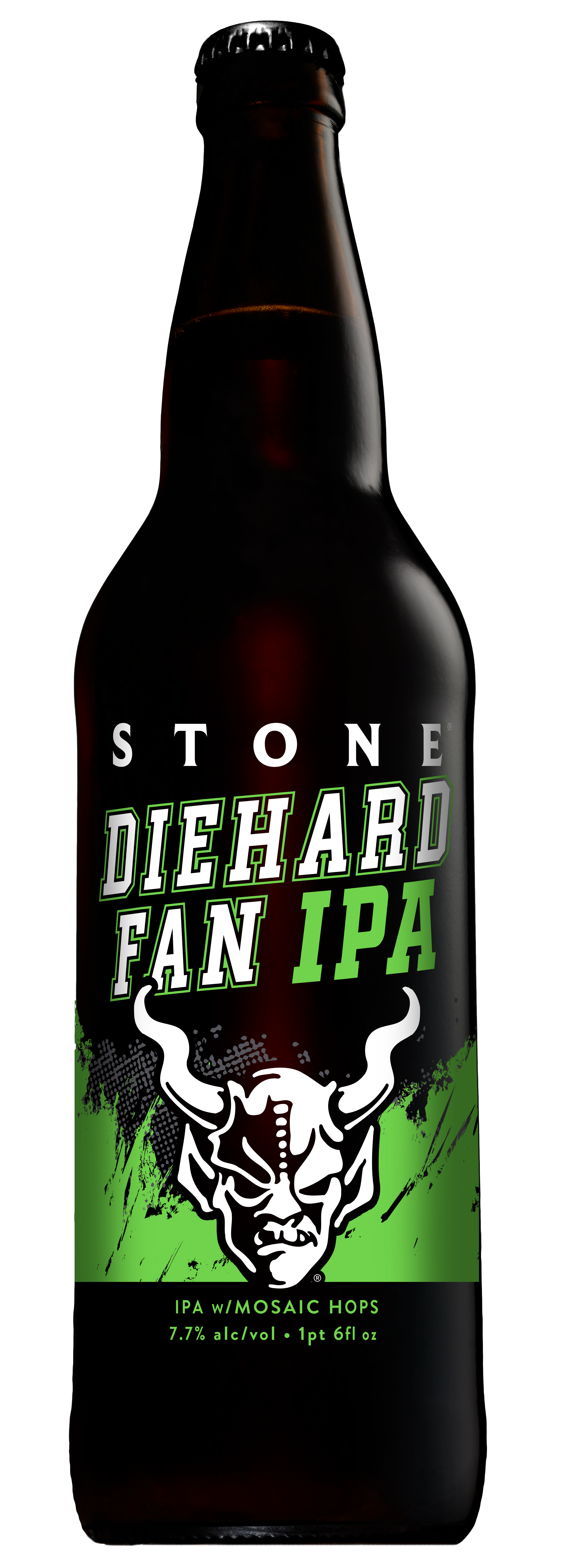 Stone Diehard Fan IPA 22oz