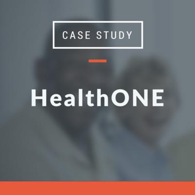 Case Study: HealthONE