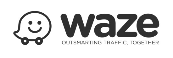 Waze Logos_Monochromatic Positive - Waze file